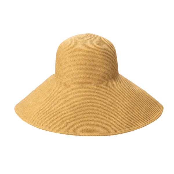 San Diego Hat Co. Women's Soft Paperbraid Multi-Way Sun Hat with Oversized Brim