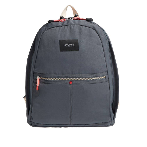 State Bags Kent Backpack Grey