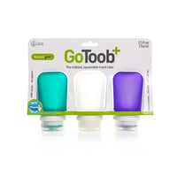 Humangear GoToob+ Medium 3-Pack