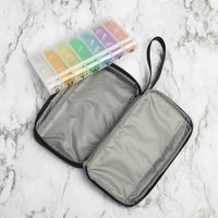 Travelon 7 Day Pill Organizer with Carrying Case Lifestyle View