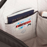 Travelon Anti-Theft Convertible Backpack RFID Detail