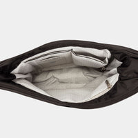 Travelon Anti-Theft Essentials East/West Small Hobo interior View