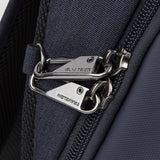 Travelon Anti-Theft Metro Backpack Zipper Detail