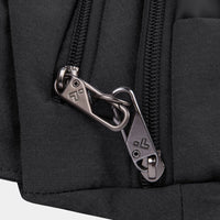 Travelon Anti-Theft Metro Waist Pack Zipper Detail