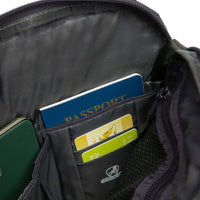 Travelon Anti Theft Active Small Crossbody Pocket Detail