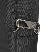 Travelon Anti Theft Urban Small Crossbody Bag Zipper Detail