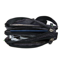 Travelon Clean Antimicrobial 6 Pocket Waistpack Interior View