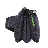 Travelon Clean Antimicrobial 6 Pocket Waistpack Side View