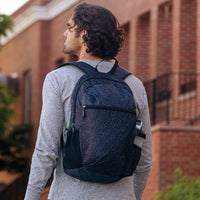 Travelon Clean Antimicrobial Packable Backpack Lifestyle View