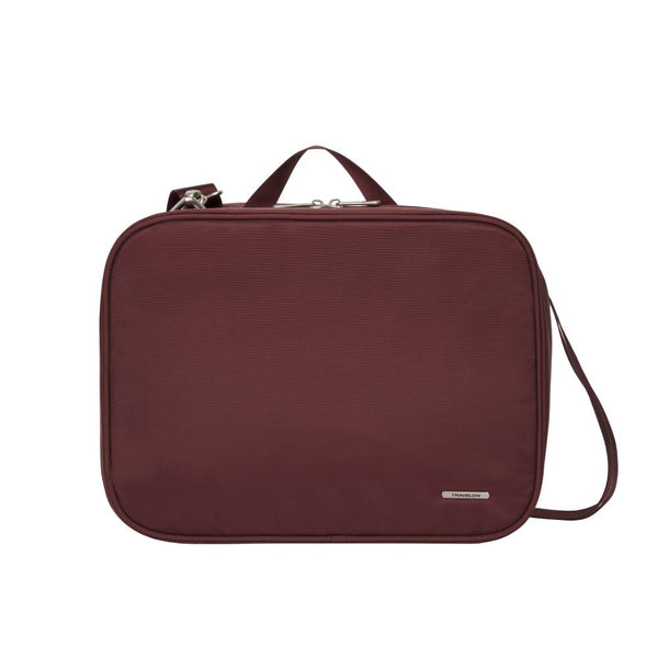 Travelon Complete Toiletry Kit Wine