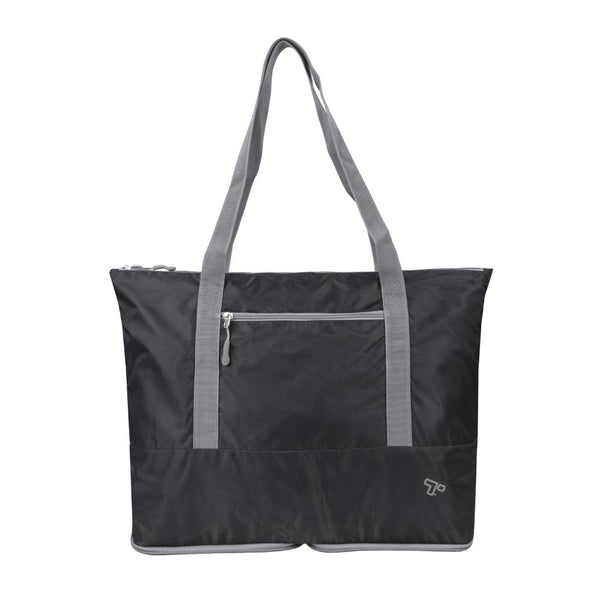 Travelon Folding Packable Tote Black