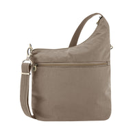 Travelon Anti-Theft Signature 3 Compartment Crossbody Back View