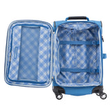 "Travelpro Maxlite 5 21"" Expandable Carry-On Spinner Interior View"