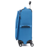 "Travelpro Maxlite 5 21"" Expandable Carry-On Spinner Side View"