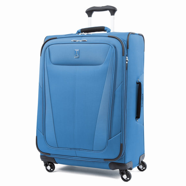 "Travelpro Maxlite 5 25"" Expandable Spinner Azure Blue"
