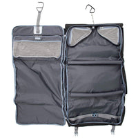 Travelpro Platinum Elite Tri-Fold Carry-On Garment Bag Interior View