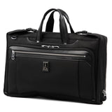 Travelpro Platinum Elite Tri-Fold Carry-On Garment Bag Shadow Black