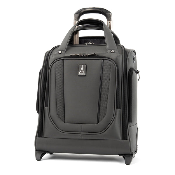 Travlepro VersaPack Rolling Underseat Carry-On Titanium Grey