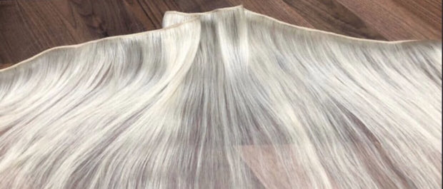 Wefts ombre 2 and DB3 Color GVA hair - GVA hair