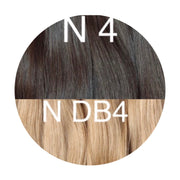 Micro links ombre 4 and DB4 Color GVA hair_Retail price - GVA hair