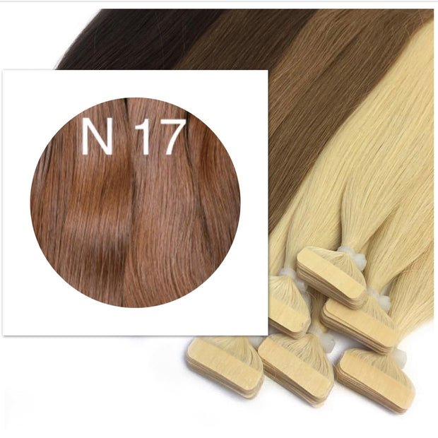 Tapes Color 17 GVA hair_Retail price - GVA hair