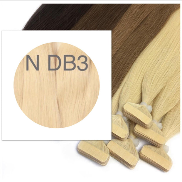 Tapes Color DB3 GVA hair - GVA hair