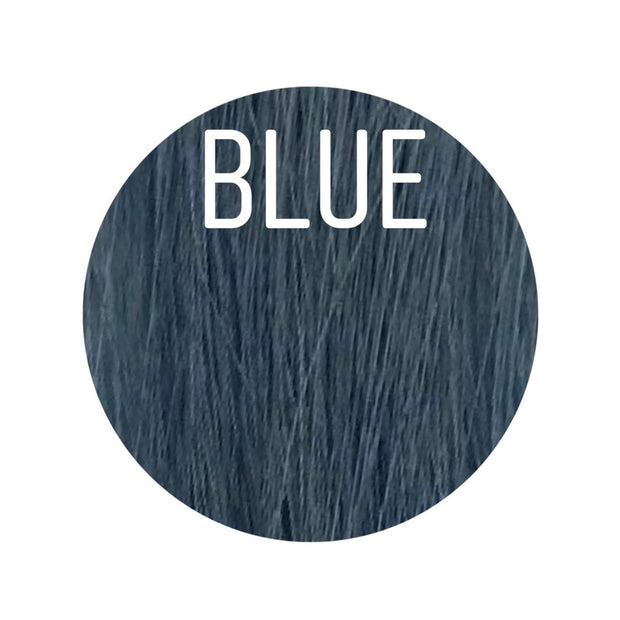 Wigs Color Blue GVA hair - GVA hair