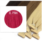 Tapes Color D.Pink GVA hair - GVA hair