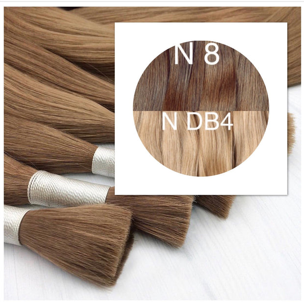 Raw Cut hair Colors LIGHT OMBRE 100 grams_Retail price - GVA hair
