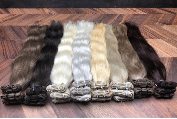 Wefts ombre 8 and 24 Color GVA hai_Retail price - GVA hair