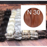 Wefts Color 30 GVA hair - GVA hair