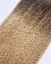 Raw Cut hair Colors DARK OMBRE 100 grams - GVA hair