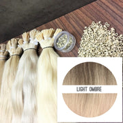 Micro links Colors LIGHT OMBRE - GVA hair