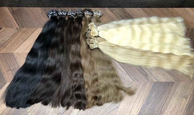 Micro links ombre 2 and 24 Color GVA hair - GVA hair