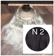 Wigs Color 2 GVA hair_Retail price - GVA hair