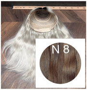 Wigs Color 8 GVA hair_Retail price - GVA hair