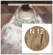 Wigs Color 12 GVA hair - GVA hair