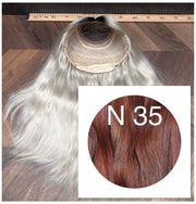 Wigs Color 35 GVA hair - GVA hair