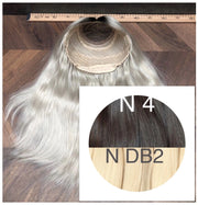Wigs Ombre 4 and DB2 Color GVA hair_Retail price - GVA hair