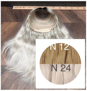 Wigs Ombre 12 and 24 Color GVA hair - GVA hair