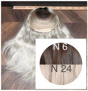 Wigs Ombre 6 and 24 Color GVA hair_Retail price - GVA hair