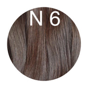 Hot Fusion Color 6 GVA hair - GVA hair
