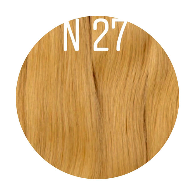 Micro links Color 27 GVA hair_Retail price - GVA hair