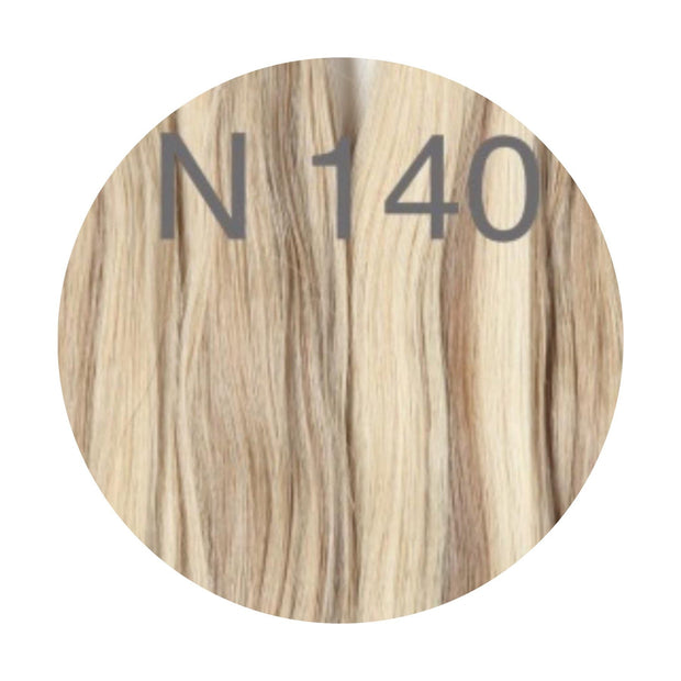 Hot Fusion Color 140 GVA hair - GVA hair