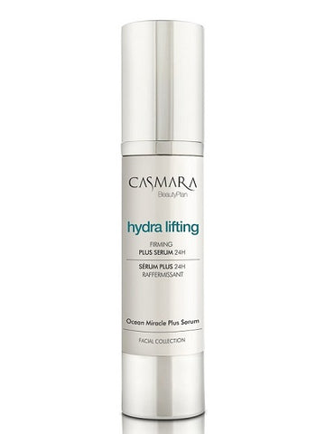 Casmara Hydra Lifting Firming Plus Moisturizing Serum, For Dry, Dehydrated, Mature Skin