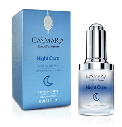 Casmara Night Time Recovery Super Concentrate, Night Cure