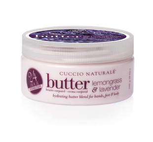 Cuccio Lavender  and Lemongrass Butter Blend