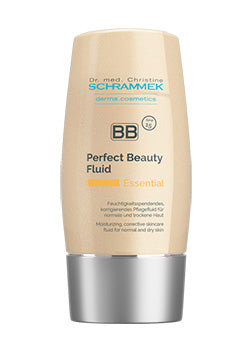 Dr. Schrammek Essential Care Blemish Balm Perfect Beauty Fluid SPF 15 Comes in 3 Shades