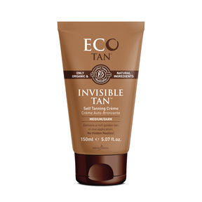 Eco Tan Invisible Tan, for Medium to Olive skin, Self Tanning