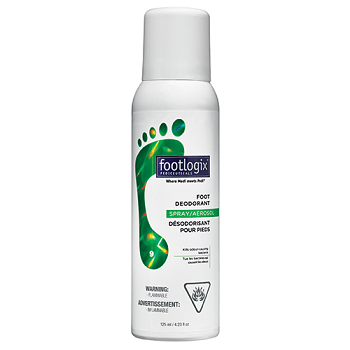 Footlogix Foot Deodorant Spray